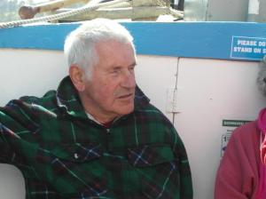 Peter on Board